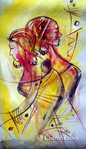 African Paintings Avaliable For Sale Now